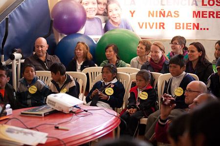 Special Needs Center Bolivia