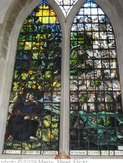 'Christ Church_Jonah Window' photo (c) 2009, Merry_Meet - license: http://creativecommons.org/licenses/by/2.0/