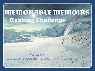 Memorable Memoirs Challenge graphic