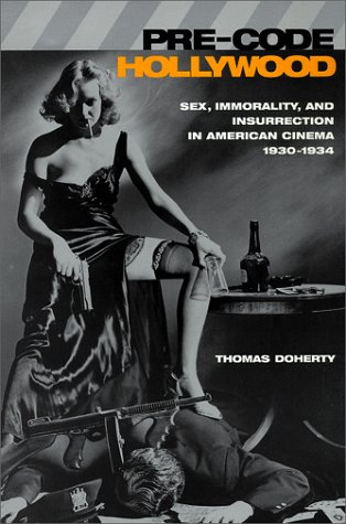 cover of Pre-code Hollywood by Thomas Doherty