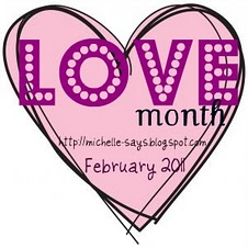 Love Month graphic