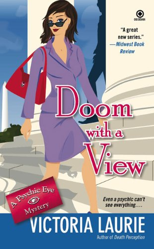 cover of Doom with a View by Victoria Laurie