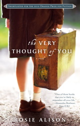 cover of The Very Thought of You by Rosie Alison
