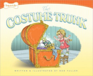 cover of The Costume Trunk by Bob Fuller