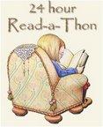 logo for Dewey's Read-a-Thon
