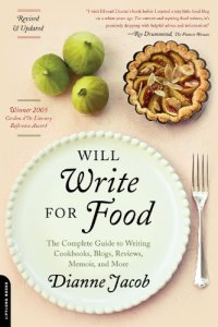 cover of Will Write for Food by Dianne Jacob