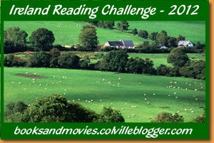 2012 Ireland Reading Challenge graphic