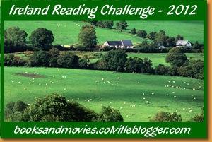 2012 Ireland Reading Challenge graphic