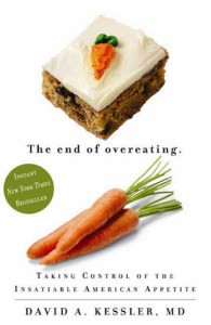 cover of The End of Overeating by David A. Kessler