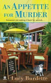 cover of An Appetite for Murder by Lucy Burdette