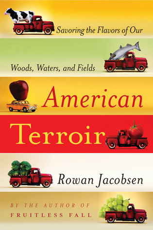 cover of American Terroir by Rowan Jacobsen
