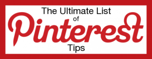 logo of The Ultimate List of Pinterest Tips