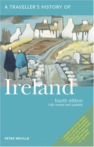 cover of A Traveller's History of Ireland by Peter Neville