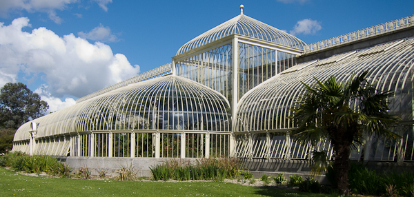 Curvilinear Range, National Botanic Gardens at Glasnevin, Dublin