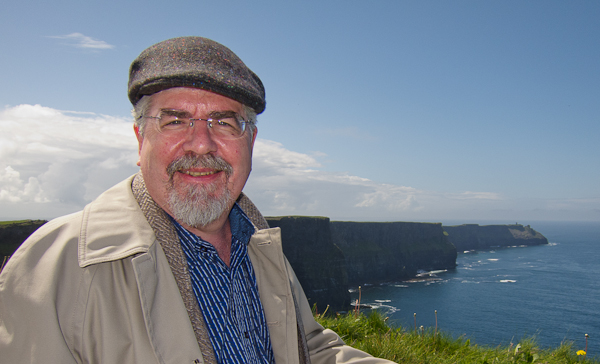 Rick and Cliffs of Moher