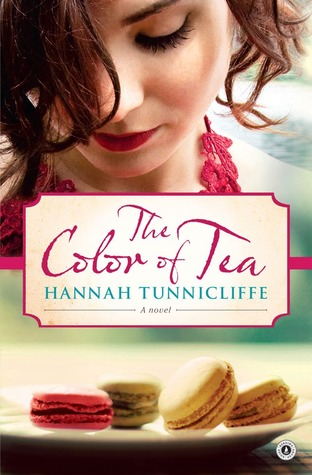cover of The Color of Tea by Hannah Tunnicliffe