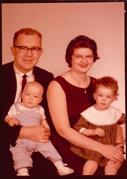 Family photo 1964