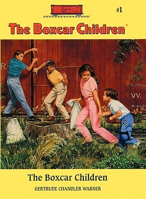 cover of The Boxcar Children by Gertrude C. Warner