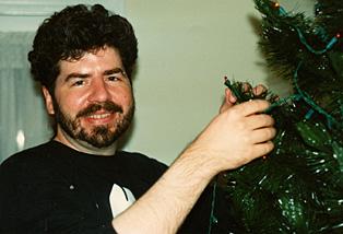 Rick and Christmas Tree