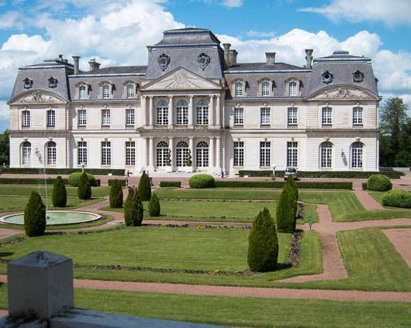 photo of Château d'Artigny