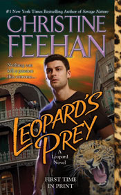 cover of Leopard's Prey by Christine Feehan
