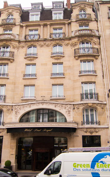 photo of Hotel Pont Royal