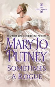 cover of Sometimes a Rogue by Mary Jo Putney
