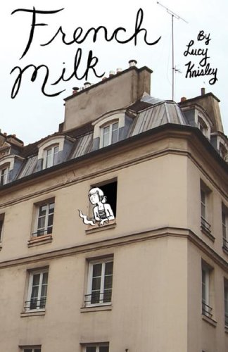 cover of French Milk by Lucy Knisley