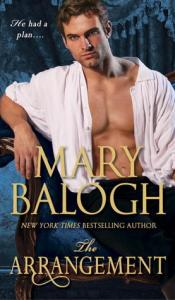 cover of The Arrangement by Mary Balogh