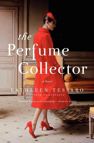 cover of The Perfume Collector by Kathleen Tessaro