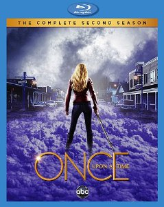 DVD cover of Once Upon a Time