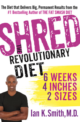 cover of Shred by Ian K. Smith