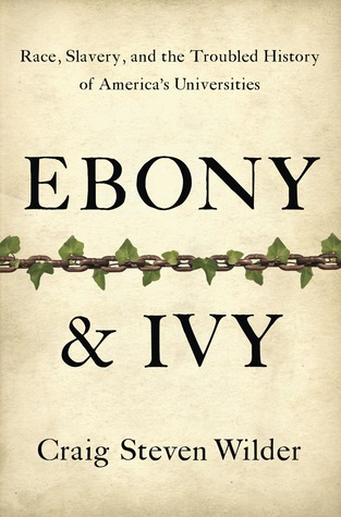 cover of Ebony & Ivy by Craig Steven Wilder
