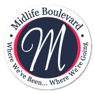Midlife Boulevard badge