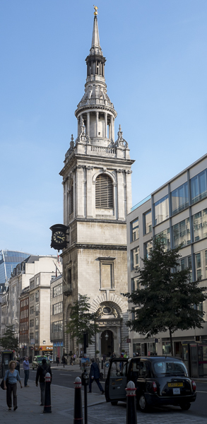 St. Mary-le-Bow