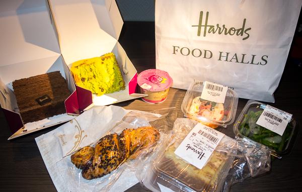 Food Halls, Harrods
