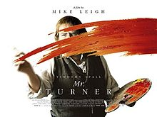 Mr. Turner, the film