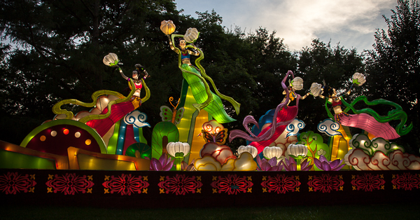 Flower Fairies, Lantern Festival