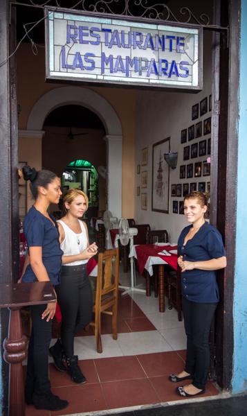 Restaurante Las Mamparas