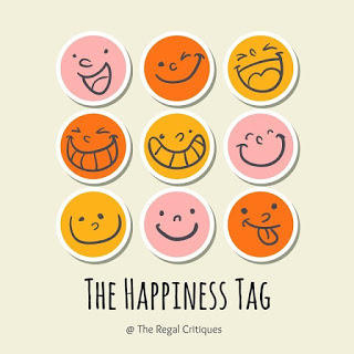 The happiness tag blog meme
