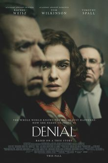 Denial theater poster