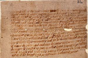 Monteagle letter