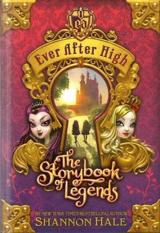 torybook of Legends by Shannon Hale
