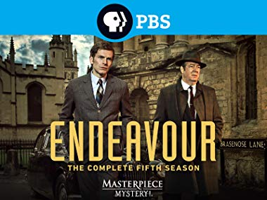 Endeavour TV Series