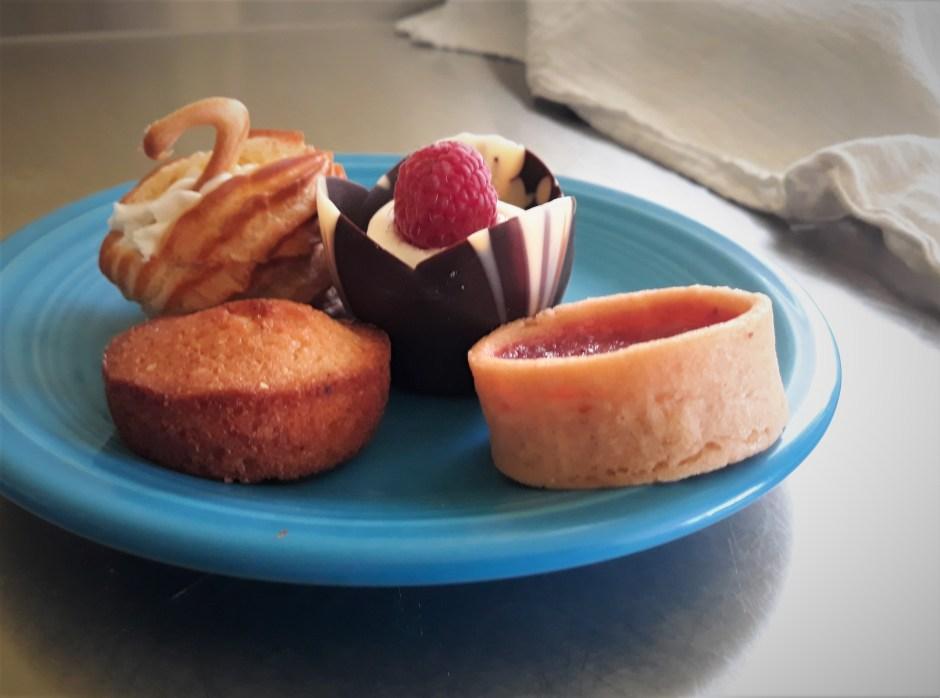 London Tea Room cakes for Afternoon Tea