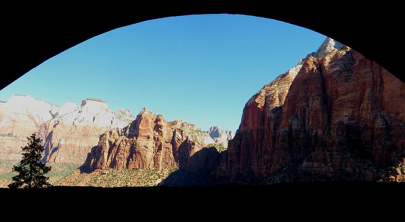 Zion - Mount Carmel Tunnel