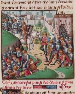 A keresztesek beveszik Antiókhiát