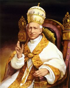 XIII. Leó pápa