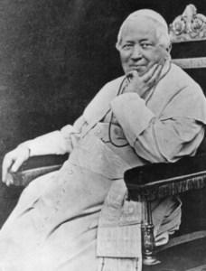 IX. Piusz pápa