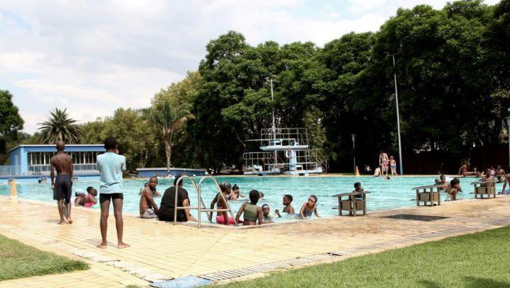 Sydenham public pool